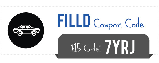 Filld Coupon Code 2017: Get $15 off with code 7YRJ