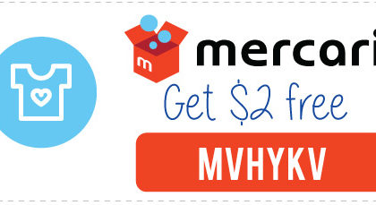 Mercari coupon code