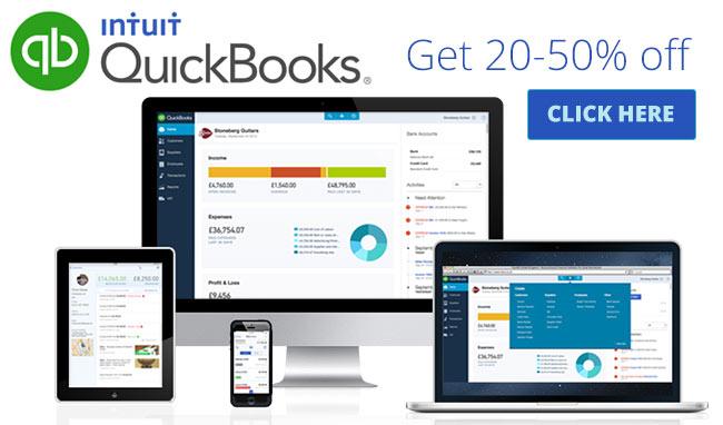 Quickbooks referral code: 50% off Intuit Promo Code 2017