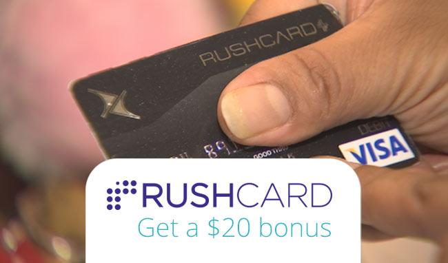 Rush coupons