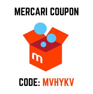 mercari code