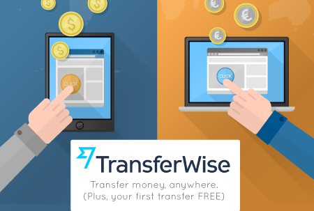 Transferwise: How to Send Money Overseas