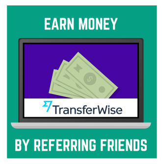 Refer friends and earn money - A pea in