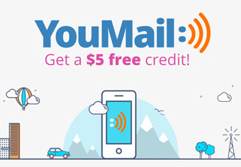 Youmail Promo Code: Get $5 credit with this YouMail Coupon Code