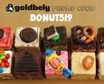 GoldBely Coupon Code: Use DONUT519 for a $15 GoldBely Promo Code discount