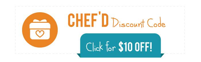 Chef'd Discount Code