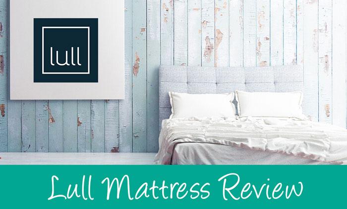 lull mattress review & a $50 lull mattress coupon code deal