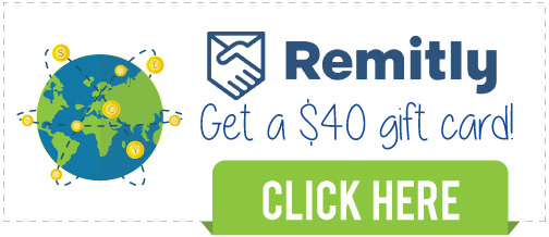 Remitly Gift Card: Get $40 at Amazon with this Remitly Coupon Code, plus read our Remitly Com Reviews!