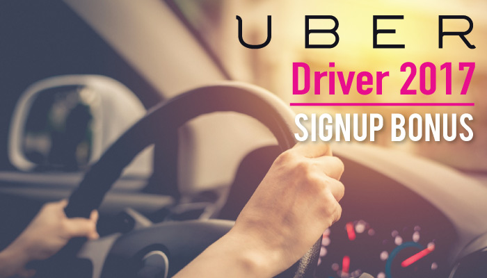 Uber Driver 2017: Get up to $500 as a signup bonus using our referral link