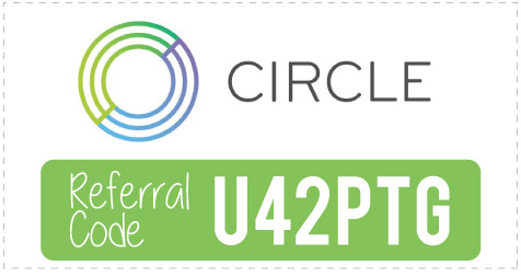Circle Referral Code: Get $5 Bonus cash with the Circle App Referral Code U42PTG