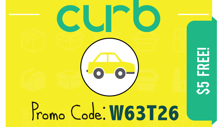 Curb Coupon Code: Use Curb Discount Code W63T25 for $5 free
