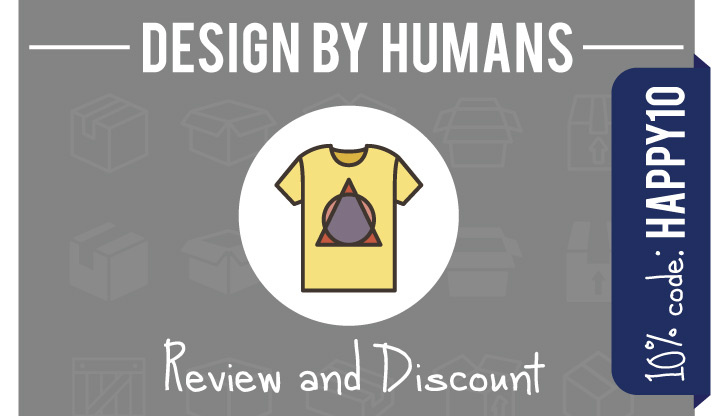 Design by Humans Review plus a DBH Discount code worth 10% off!
