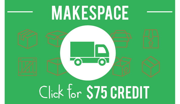 MakeSpace Reviews and a $75 MakeSpace promo code for a sweet NYC Discount!