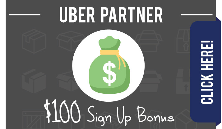 Uber Partner Promo Code Bonus: Get a $100 bonus when you sign up with our Uber Partner referral code link