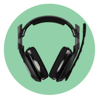 Astro Gaming A40 Headset details