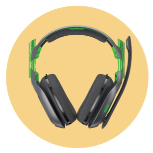 Astro Gaming A50 Wireless Headset Details