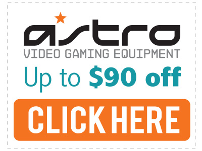 Astro Gaming Promo Code 2017: Get up to $90 off specific Astro Gaming headsets