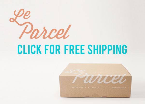 Le Parcel Discount Code: Get Free Shipping plus learn of other Le Parcel promo code deals