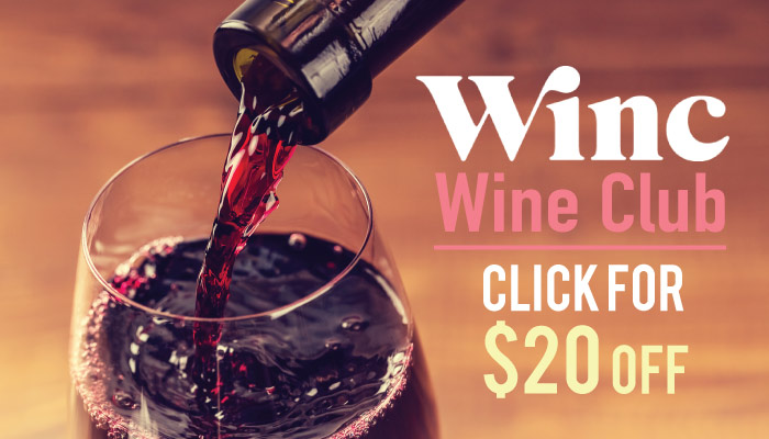 Winc Promo Code: Get $20 off the Winc wine club!
