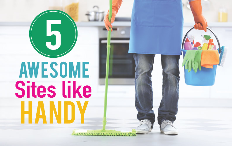 5 Awesome Sites like Handy: Chore and Handyman apps to help you out (try Takl with the discount code 14F7B for 10% off)
