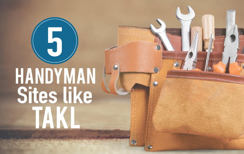 Sites like Takl: A list of 5 Great Alternatives to the Handyman Hiring Site