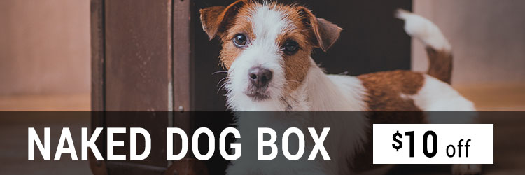 The Naked Dog Box Promo Code: Get $10 off!
