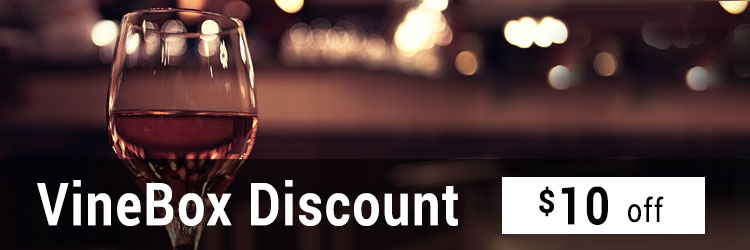 VineBox Discount Code: Get $10 off your wine glass subscription