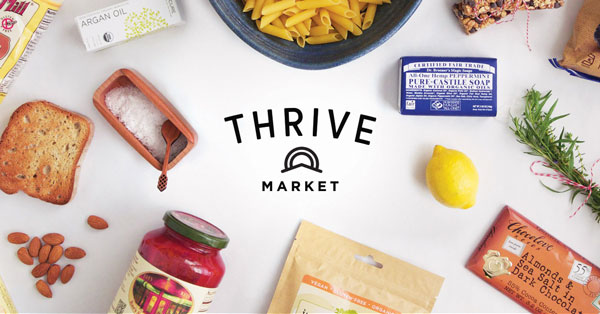 ThriveMarket Discount Code: Get 15% off plus free shipping