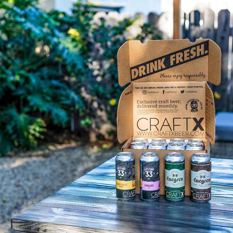 CraftX : All about this Craft Beer Subscription, plus details on getting a $30 discount
