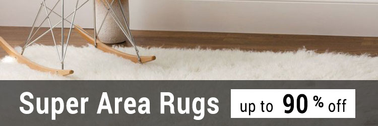 Super Area Rugs Promo Code: Get up to 90% off