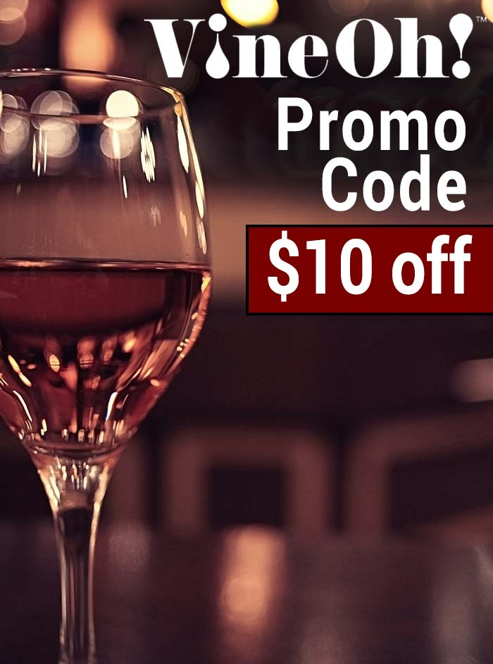 Vine Oh Coupon Code: Get $10 off your first wine subscription box