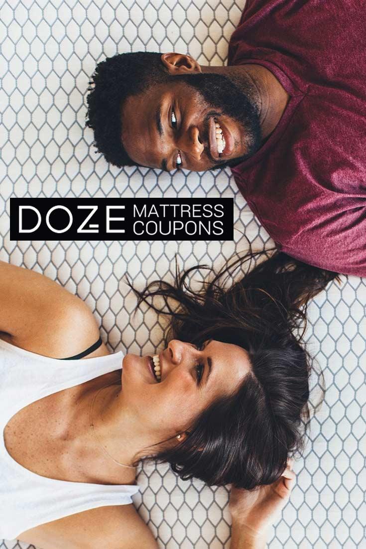 Doze Mattress Coupons And Promo Codes