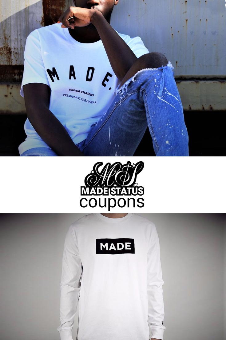 Made Status Coupons and Promo Codes