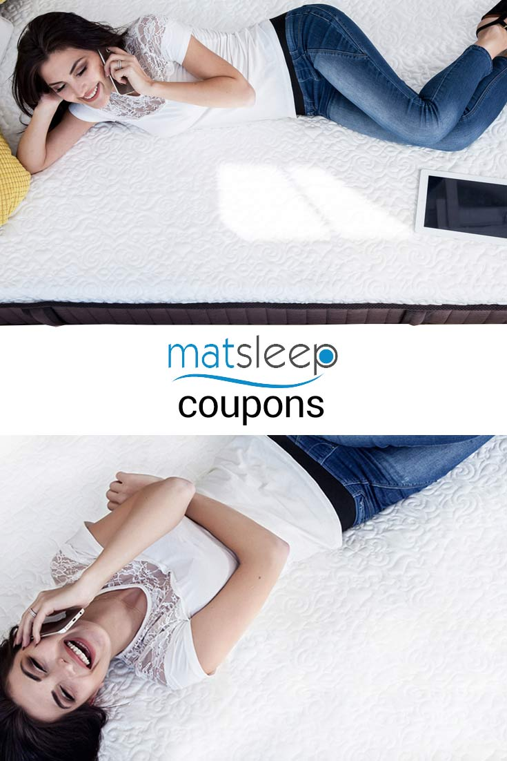 MatSleep Mattress Coupons and Promo Codes