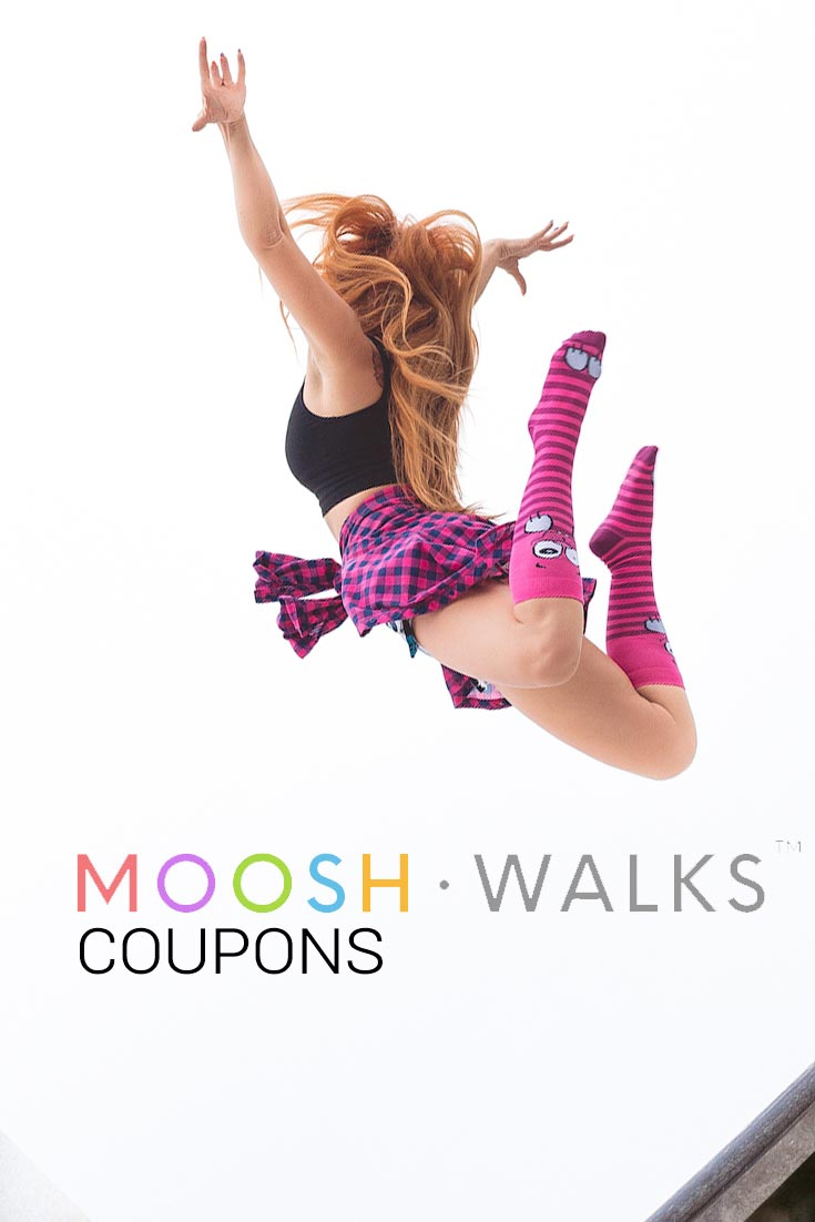Moosh Walks Promo Codes and Coupons