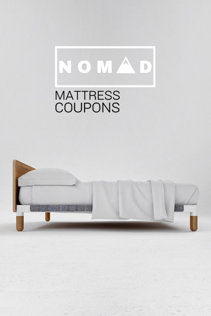 Nomad Mattress Coupons And Promo Codes