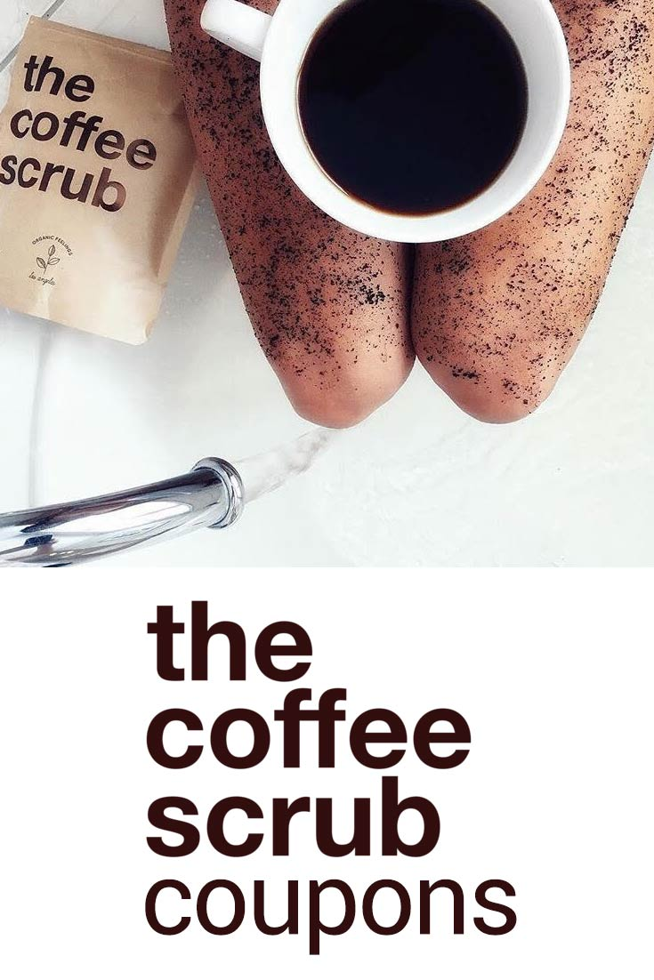 The Coffee Scrub Coupons and Promo Codes