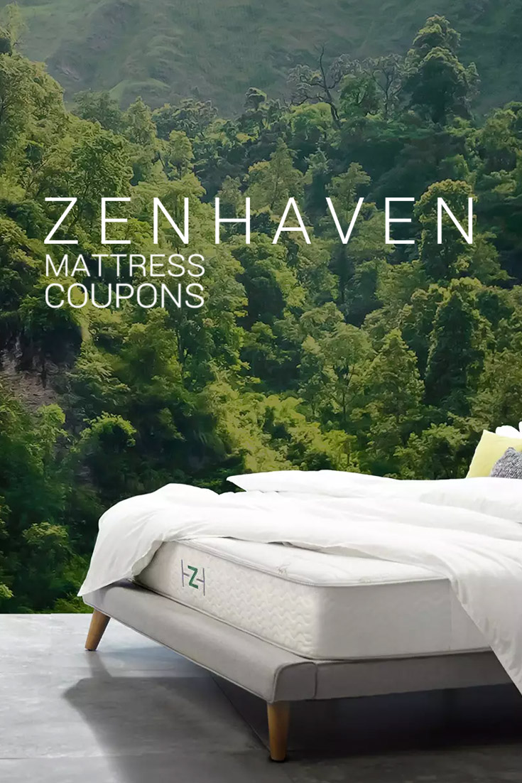 Zenhaven Mattress Coupons And Promo Codes