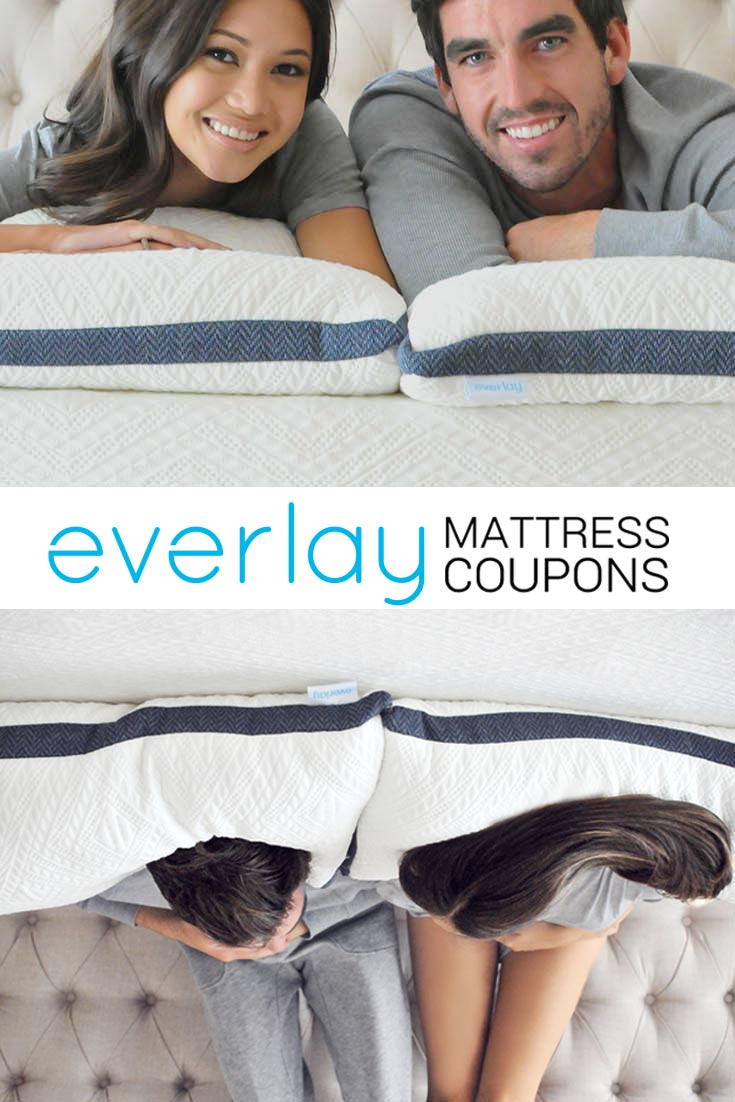 Everlay Mattress Coupons And Promo Codes