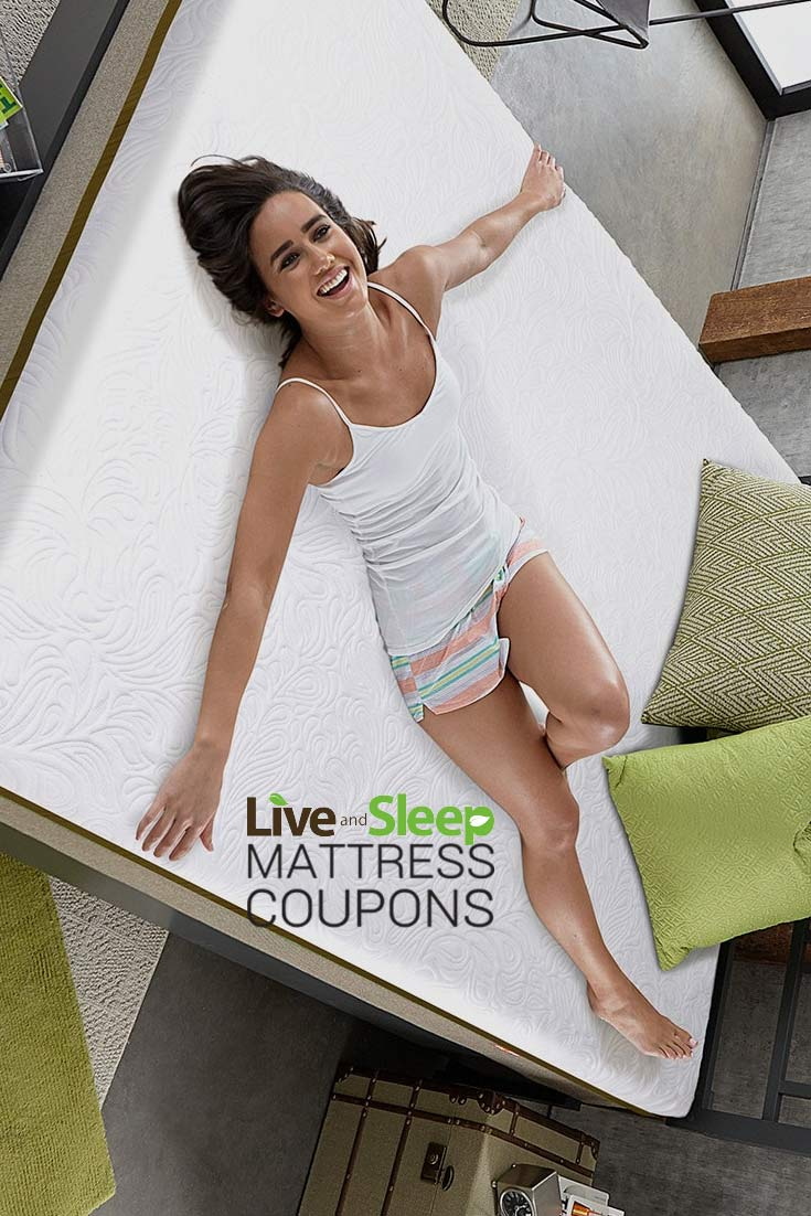 Get $100 Off Using Live And Sleep Mattress Coupons And ...