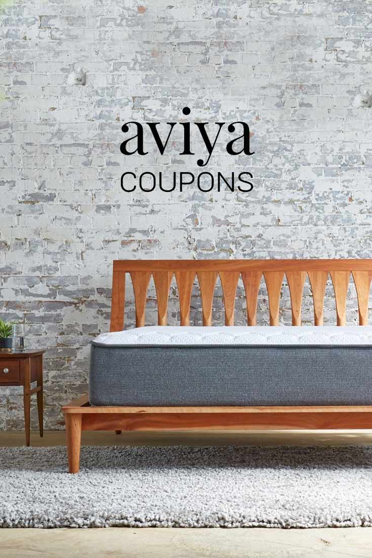 Aviya Mattress Coupons And Promo Codes