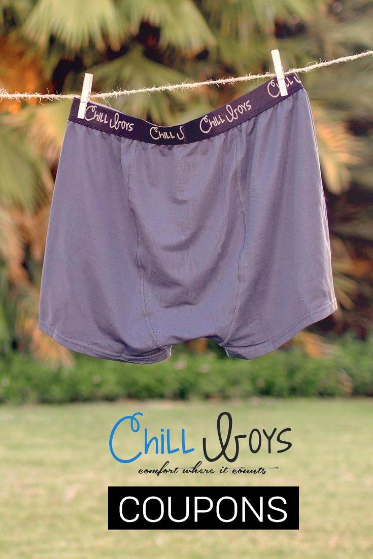 Chill Boys Promo Codes and Coupons