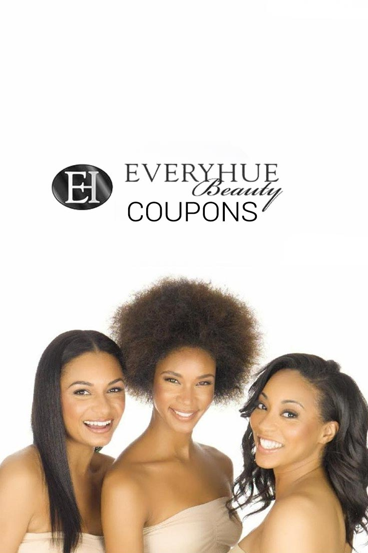 EveryHue Beauty Coupons And Promo Codes