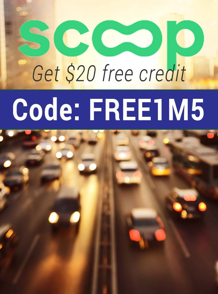 Scoop Referral Code: Get $20 free with the code FREE1M5