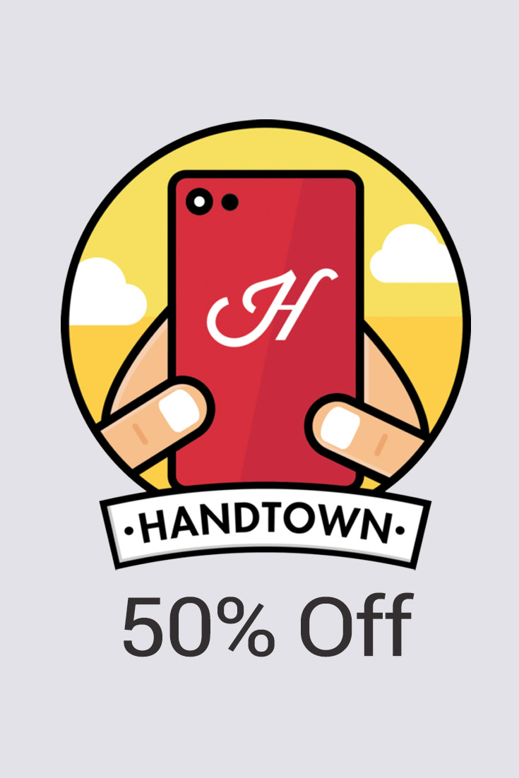 Get 50% Off With Handtown Design Coupons and Discount Codes