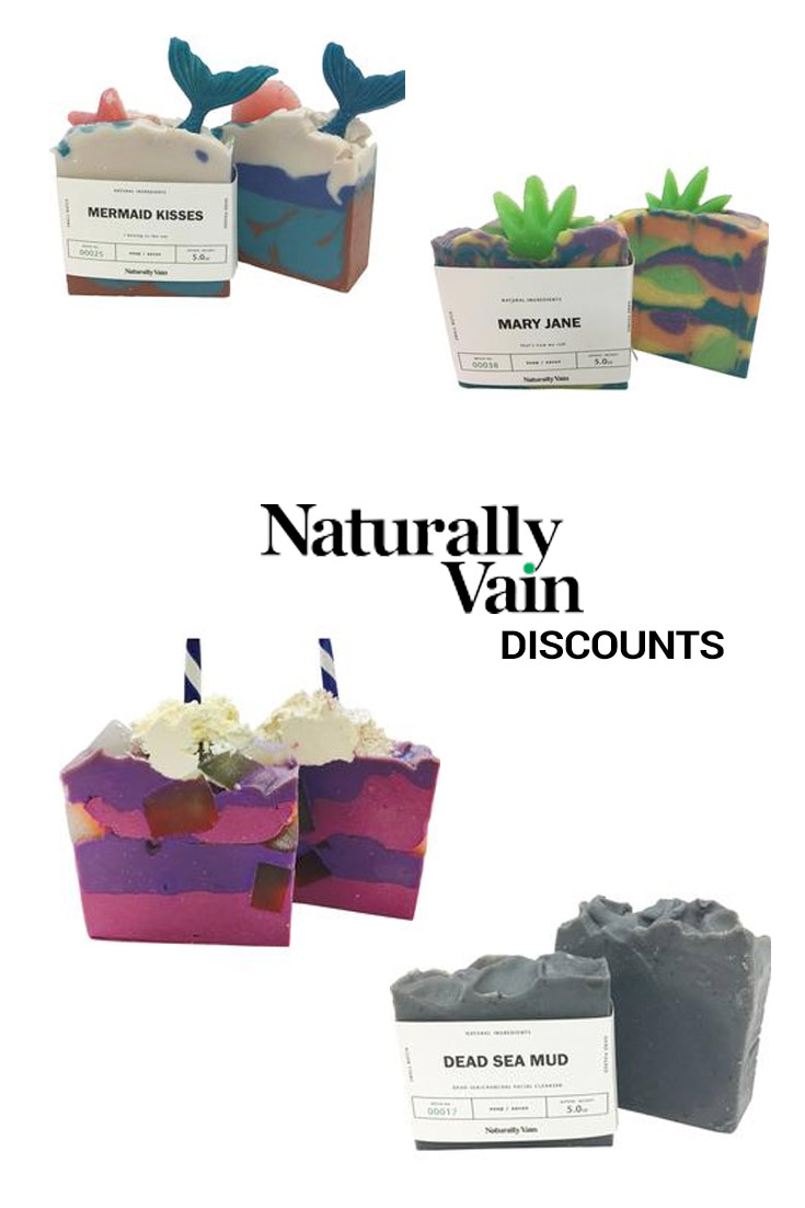 Get Free Shipping With Naturally Vain Coupons and Discount Codes