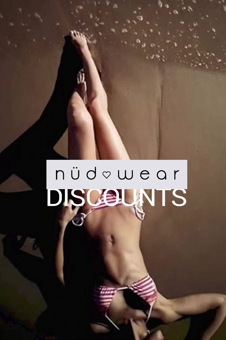 Get $15 Off With Nudwear Discount and Coupon Codes