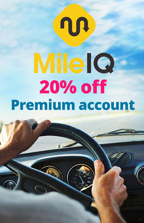 MileIQ Promo Code: Get 20% off via the MileIQ referral program