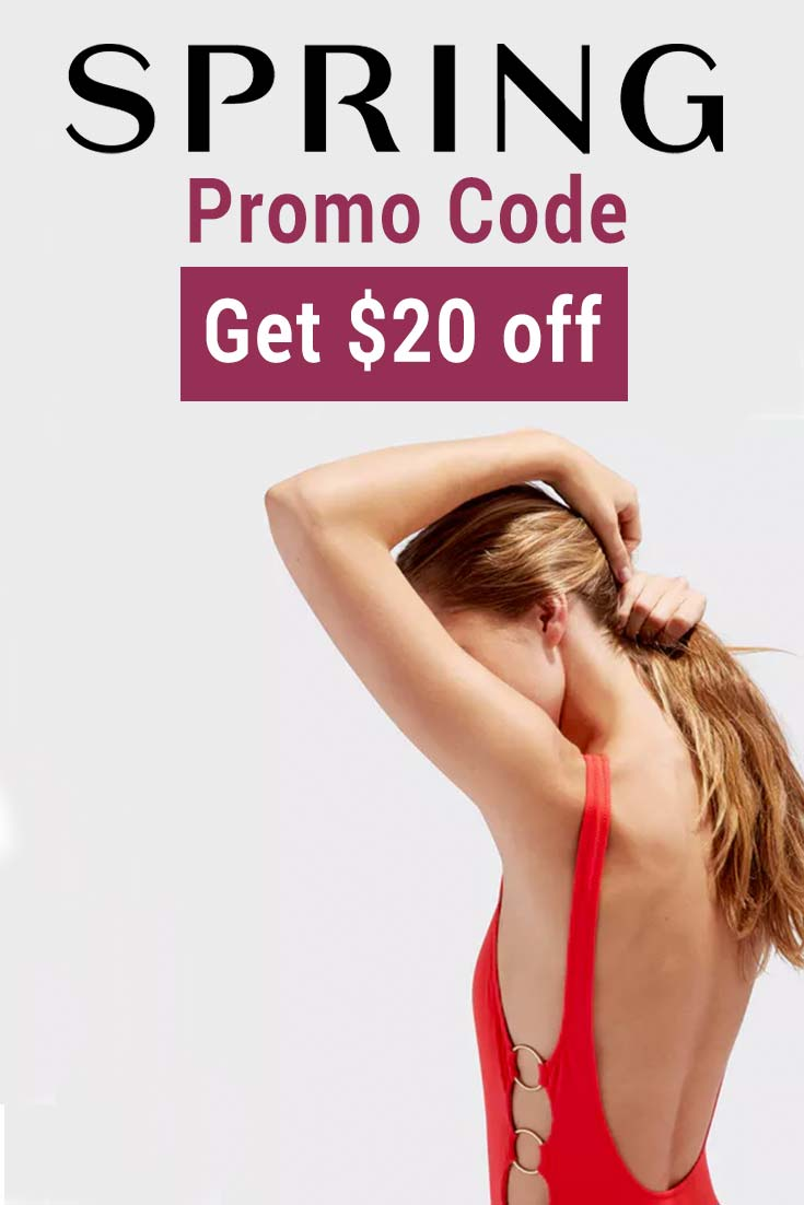 Shop Spring App Promo Code: Get $20 off with this referral link