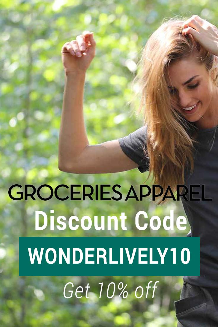 Groceries Apparel Coupon Code: Use WONDERLIVELY10 for 10% off!
